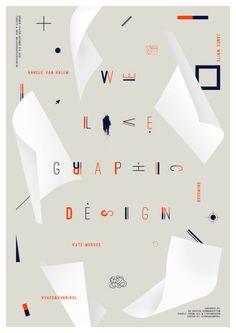 Hvass&Hannibal - We Love Graphic Design  - 2013