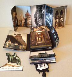 annes papercreations: Graphic 45 Come Away With Me 6 x 4 photo folio mini album