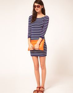 striped dresses
