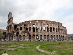 Travel bucket list: Colosseum in Rome