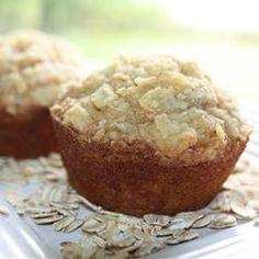 Peanut Butter Banana Muffins Allrecipes.com
