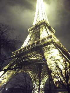 PARIS. even beautiful under rain and fog <3