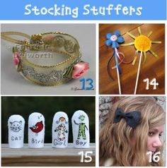 list of diy stocking stuffers