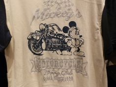 Mickey - Motorcycle Riding Club