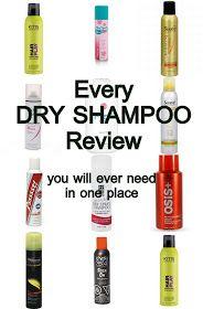 dri shampoo, review 21, style, jone, dry shampoo