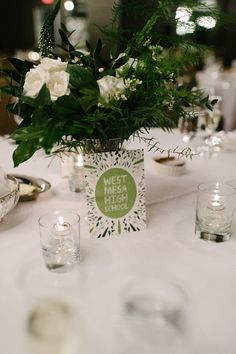 reception tables named after significant places in the couple's history, photo by Celine Kim http://ruffledblog.com/thompson-toronto-wedding #tablenumbers #weddingideas
