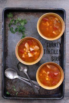 Turkey Tortilla Soup (gluten free) BoulderLocavore