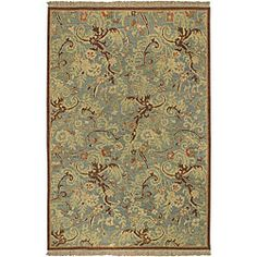 WOW! - Enhance your home decor with a felted wool rug Traditional rug is accentuated by beige, blue, brown, chocolate, and rust Area rug makes a stylish, durable addition to your living room, bedroom, or dining roomhttp://www.overstock.com/Home-Garden/Hand-knotted-Wool-Rug-10-x-14/4427918/product.html?CID=214117 $1,145.79