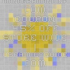 MonogramOnline.com C...