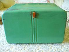 Tin Breadbox