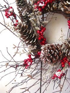 Hey, I found this really awesome Etsy listing at http://www.etsy.com/listing/87632008/nordic-winter-wreath-scandinavian-decor