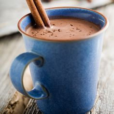 Add a little spice to your hot chocolate with @Horizon Organic's Mayan Hot Chocolate #HolidayHelper