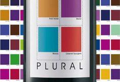 Color Swatch Liquor Labels