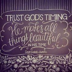 Ecclesiastes 3:11 {by Sarah Wehrli}
