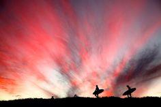 Australian sunsets...