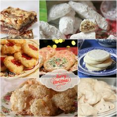 Top Favorite Sweets for Christmas from Deep South Dish