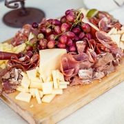 cheese fruit tray