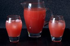 watermelon lemonade by smitten, via Flickr