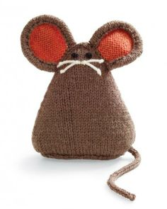 City-Mouse Toy How-To