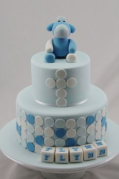 Cake Decorating Classes Epsom : Christening boys by lourdes024 on Pinterest Baptism Favors, Boy Baptism and Rosaries
