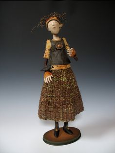 Akira Blount Studio - Bing Images  I admire Akira    Blount dolls.