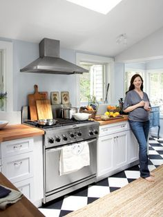 Galley Kitchen - Kitchen Makeovers - Country Living
