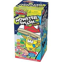Play Doh Monster Smash Game
