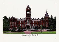Agnes Scott College in Decatur, Ga