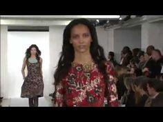 Oscar de La Renta Pre-Fall 2013 Full Fashion Show