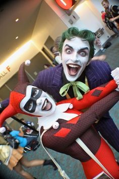 One of our 69 (dudes!) favorite cosplayers spotted at this year's 2013 San Diego Comic-Con. Photo by Rob Inderrieden.