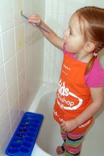 Doing this tonight at bath time :)