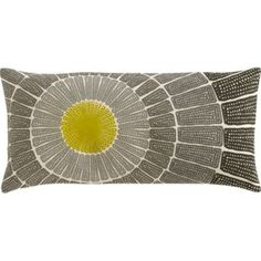 rise pillow from cb2