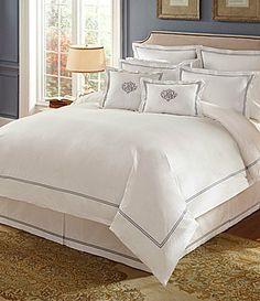 Luxury Hotel Valcourt Bedding Collection #Dillards