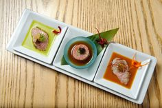 Nobu Puzzle Plates by Nobu Budapest. You can buy at our website www.matsuhisa-japan.com