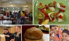 Food Revolution Day Causes a Stir for Maine Island Hospital