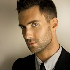 Adam Levine. I have lost all ability to function. Check back in a bit... GOD, YOU'RE GORGEOUS!