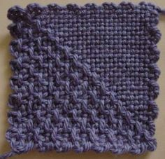 4-inche weave-it square