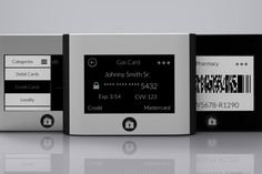 Wocket Smart Wallet: Never leave home carrying a single credit or loyalty card. Would you use it?