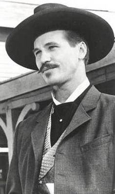 One of the best of all time! Val Kilmer as Doc! I'll be your huckleberry :)