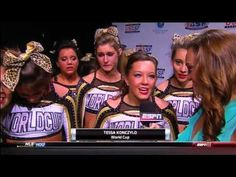 2013 Cheerleading Worlds Part 4/5