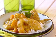 Chicken, Butternut and Sweet Potato Stew recipe | Poultry recipes | Whats For Dinner