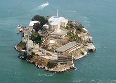 Alcatraz - San Francisco Bay