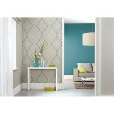 Decoration chambre on pinterest master bedrooms - Papier peint vinyle expanse ...
