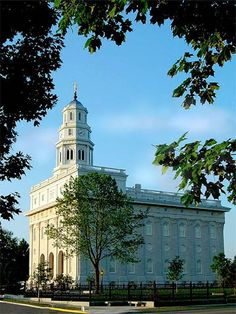 Nauvoo Temple- Been there