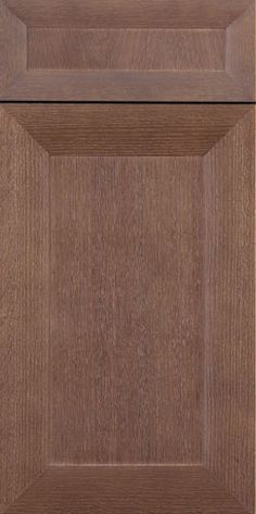 """Contemporary Wood Cabinet Door collection at Elias Woodwork - """"Amey"""" Miter door style with flat panel - Red Oak with Country Grey stain door collect, cabinet doors, seri cabinet, wood cabinet"""
