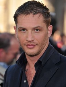 tom hardy  nice lips