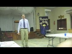 Bridget: The first girl I ever hit on (Toastmasters humorous speech contest) - YouTube