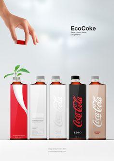 EcoCoke - journal - minimally minimal