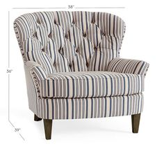 Cardiff Upholstered