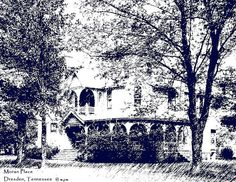 Moran Place Dresden TN 1895 - 2013